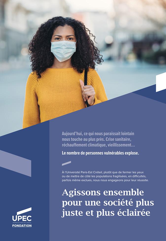 Plaquette Fondation UPEC