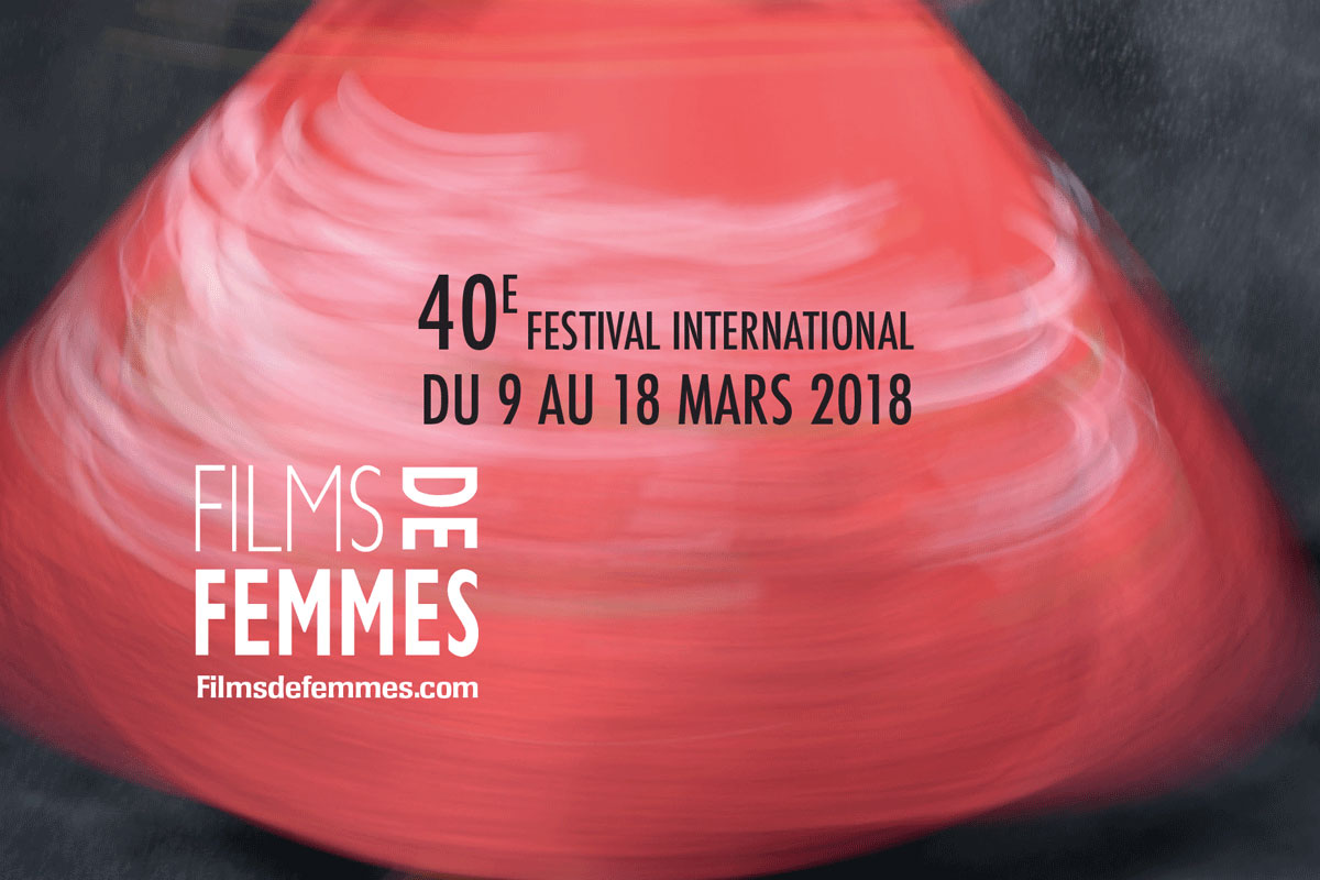 40ème édition du Festival International de Films de Femmes